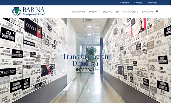 Website Barna Management School